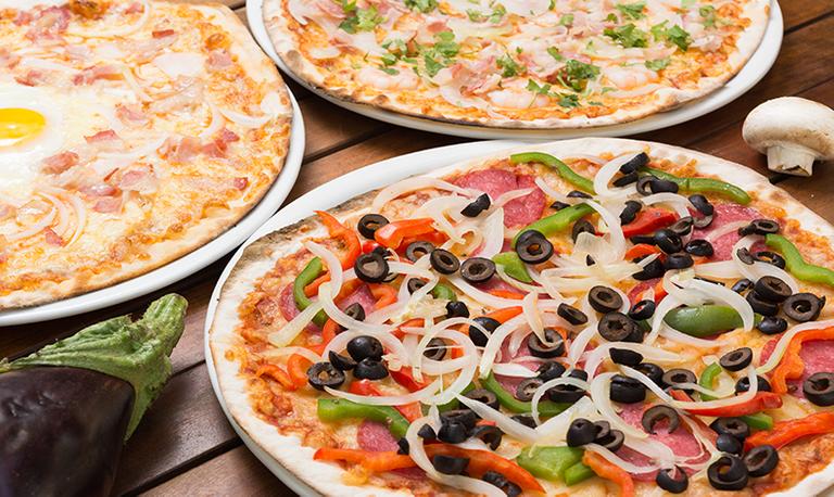 Logo Espreso Pizza