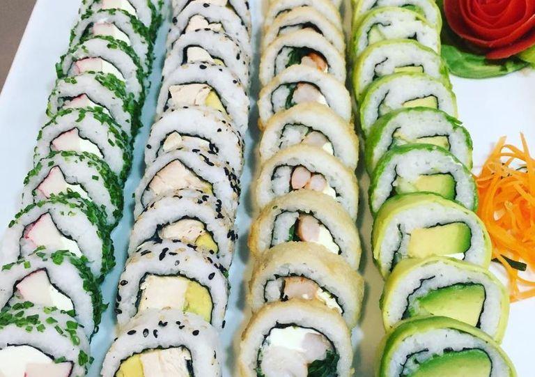 Logo Yosai sushi
