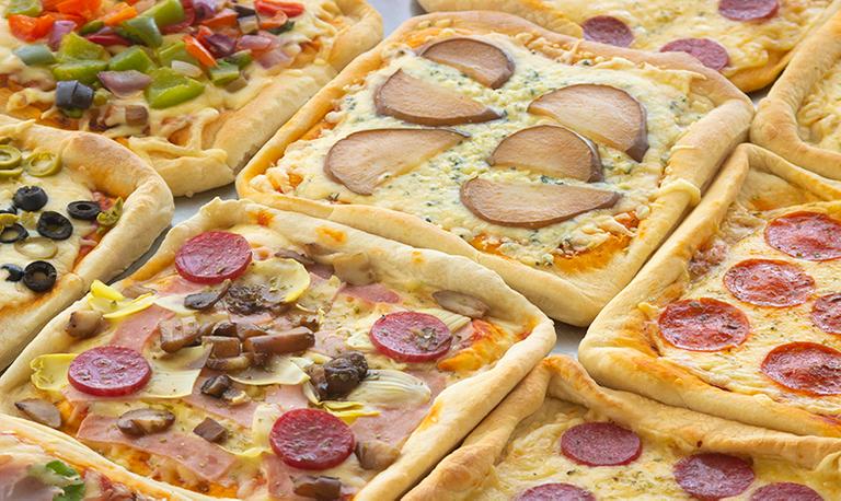 Logo +A Pizza