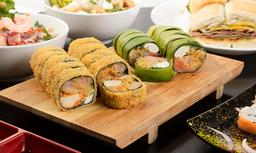 Akitu Sushi y Sándwich