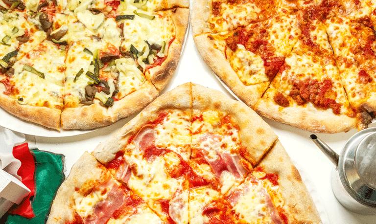 Logo Pizzeria Italia