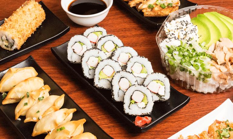 Logo Nijo Sushi