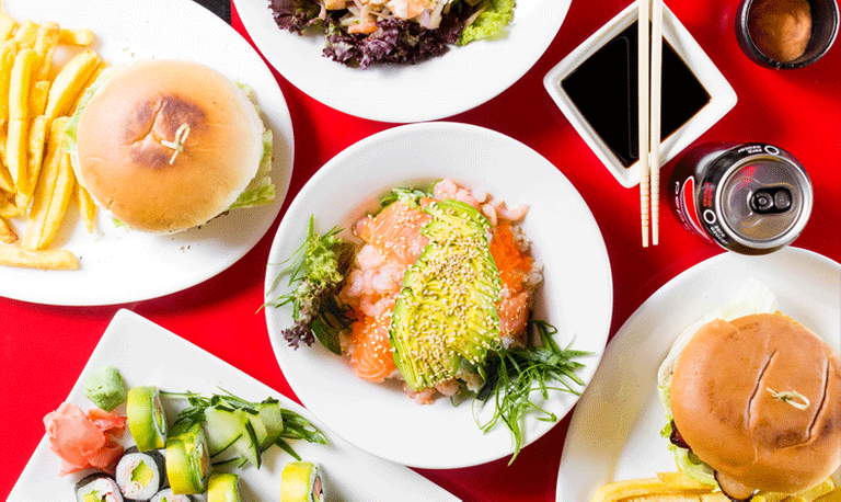Logo Tasty Sushi