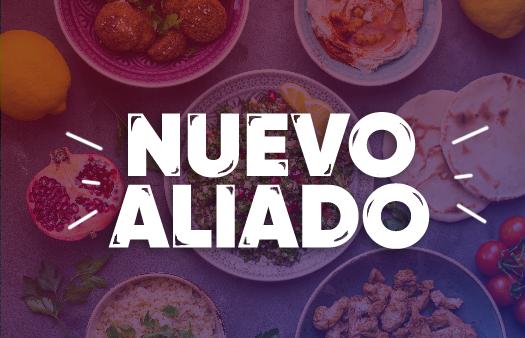 Logo Amanda Arepas y Shawarmas