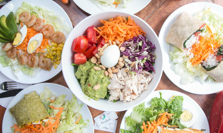 Logo Natural Salads
