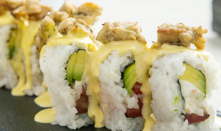 Logo Yanagui Sushi