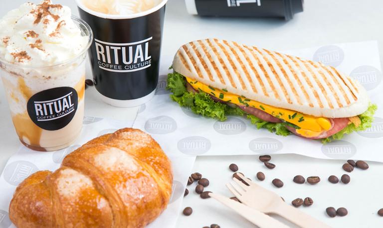 Logo Café Ritual