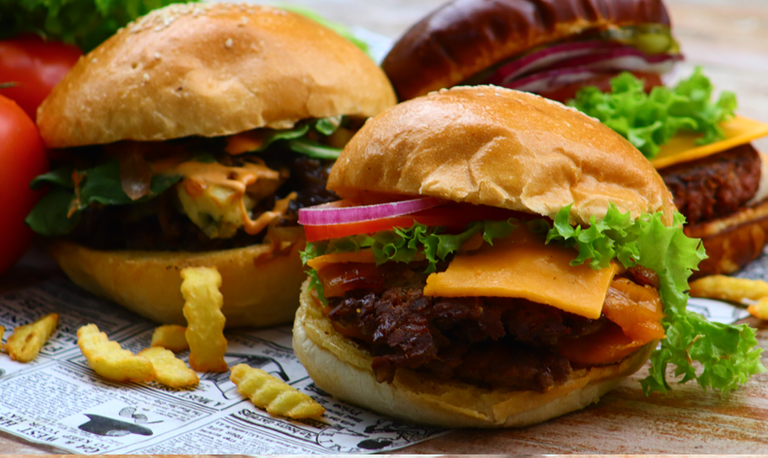 Logo Burger Hit - Casa Carmencita