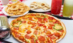 Chilin Pizzas
