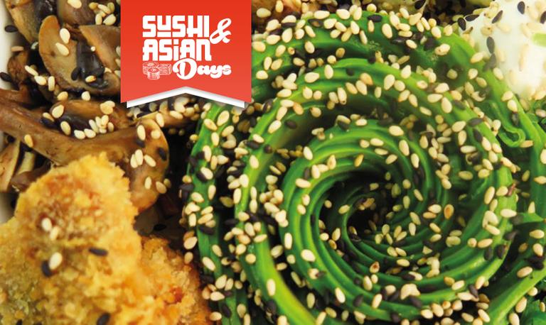 Logo Noah sushi