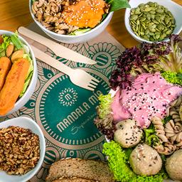 Mandala Mía Súper Alimentos