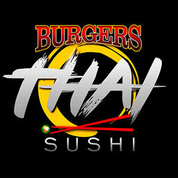 Burgers Thai Sushi