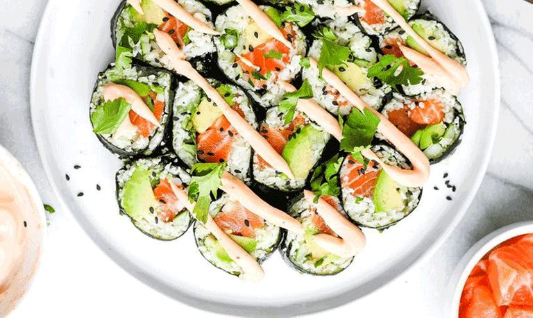 Logo Dubai Sushi