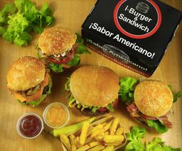 i-Burger & Sándwich