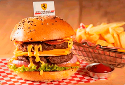 Formula 1 Burger Providencia