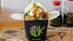 Get the wok.