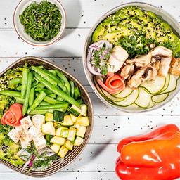 Green Poke - Vegan Food