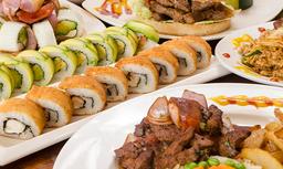 Nikkei Sushi Manuel Montt