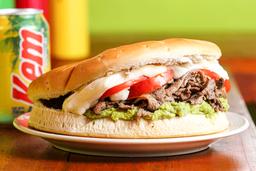 Manso Sándwich