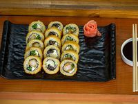 Golden Sushi Agua Santa