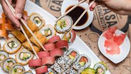Kamen Sushi - Casa Carmencita