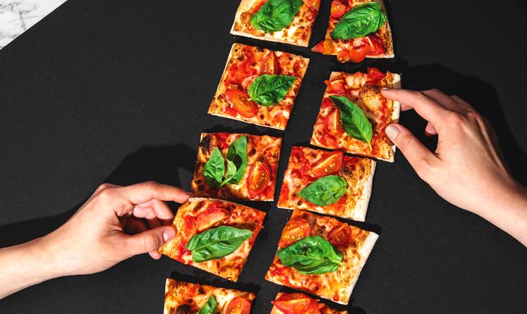 Logo Massa Pizza