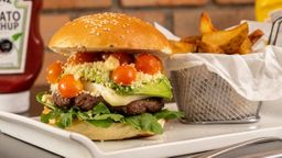 Tribeca Burger