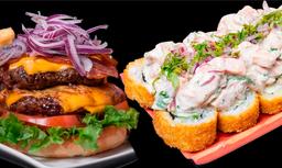 Sushi & Burger Home