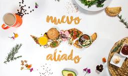 Sandwich sabores y aromas Del Peru