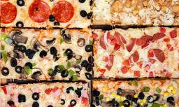 Trozados Pizza