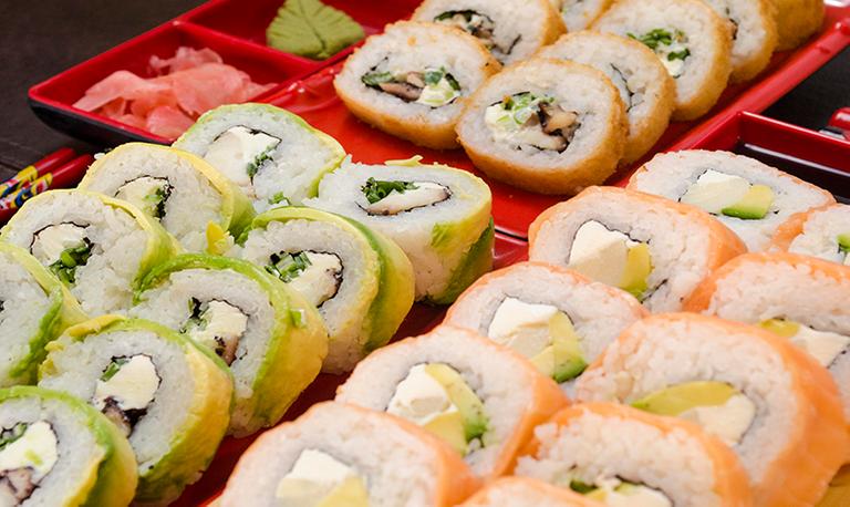 Logo Ioru Sushi