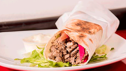 Arabian Fusion Food Barrio Italia