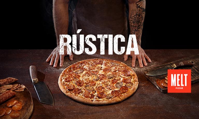 Logo Melt Pizzas