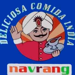 navrang comida india