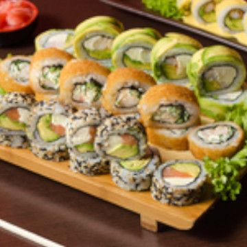 Logo Oceanika Sushi