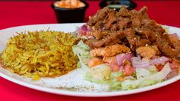 Sajj Shawarmas