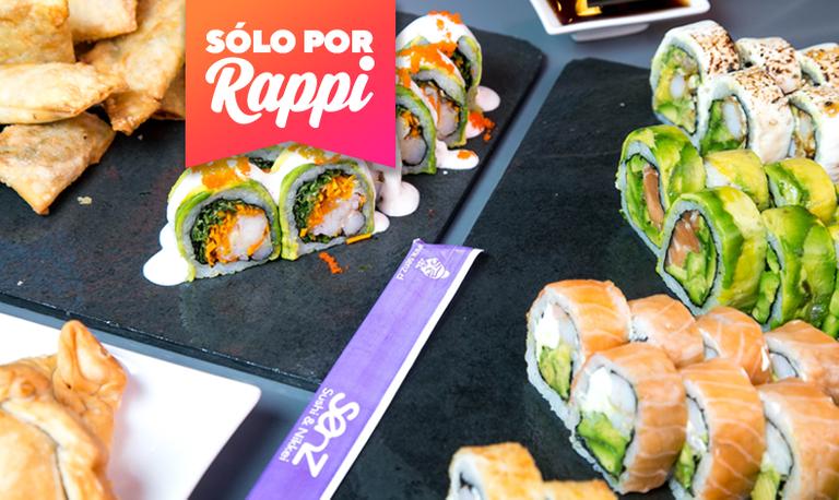 Logo Senz Sushi