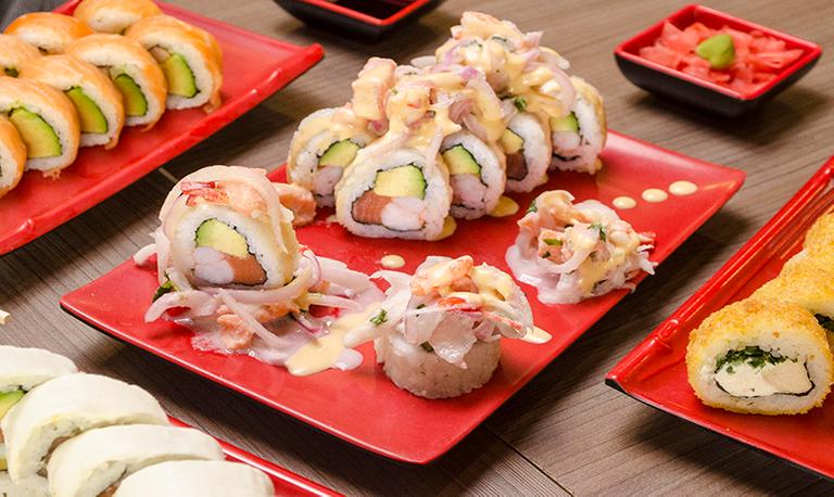 Logo Sushi Ryge