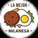La Mejor Milanesa background