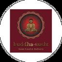 Buddha Sushi background
