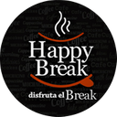 Happy Break Coffee  background