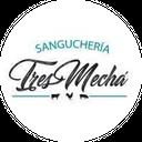 Tres Mecha background