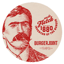 Burger Joint by Uncle Fletch background