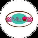 Polka background