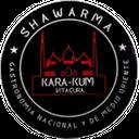 Kara Kum background