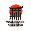 Yosai sushi background