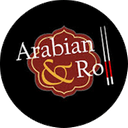 Arabian and Roll background
