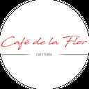 Café de la Flor background