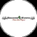 Shawarma Nuestra background