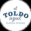 El Toldo Azul background